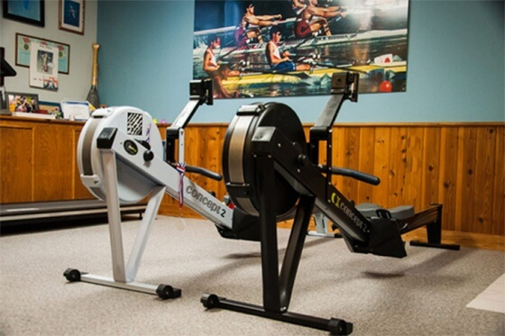 Need a great bodyweight or home rowing machine workout? UCanRow2.com has you covered. #indoorrowing #workout #fitness