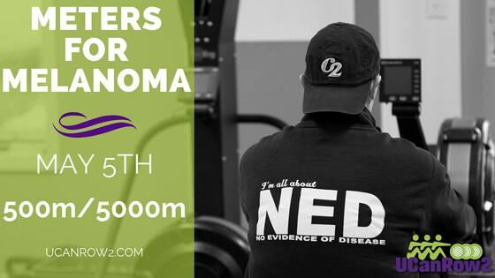 Help us beat melanoma, one of the deadliest cancers! Join us on May 5 for Meters for Melanoma, supporting the Midwest Melanoma Partnership. Join us!