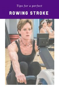 Get the perfect, powerful rowing stroke with these handy tips #rowing #rowingtechnique #indoorrowing #crossfit