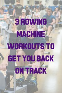 What do you do when you fall off your indoor rowing training horse? Don't despair, or feel bad! Instead, get re-started right away with these three rowing machine workouts. Want more like this? Visit our workouts page: https://old.ucanrow2.com/indoor-rowing-workouts/