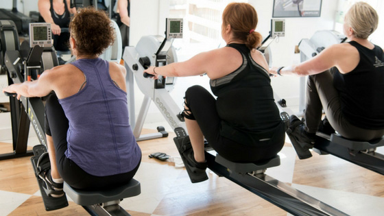 If you've fallen off the pace with your rowing machine workouts lately, here are three new workouts to get you back in the swing.